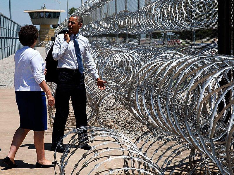 Обама: съезд виноват втом, что тюрьма Гуантанамо еще незакрыта