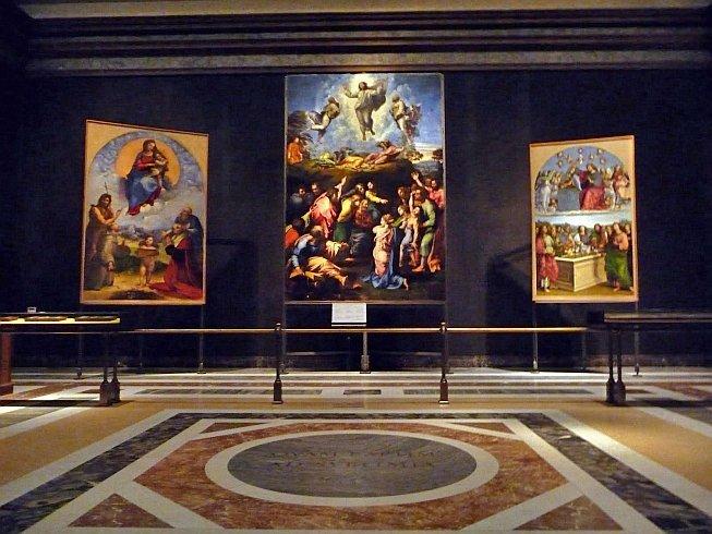 картины пинакотеки ватикана фото несмотря