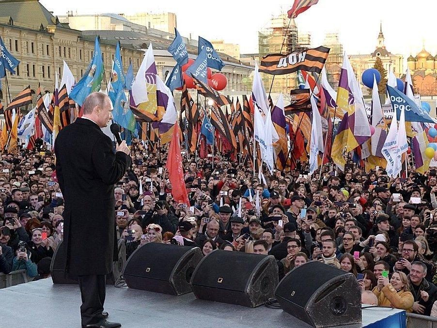 Владимир Путин всубботу приедет вСевастополь
