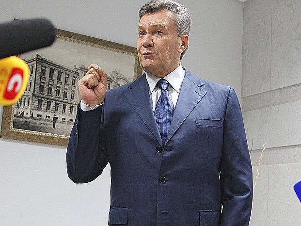 Януковича вызывают надопросы как подозреваемого