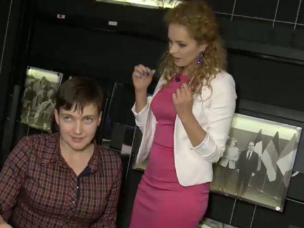 Савченко сообщила оначале самостоятельной политической карьеры