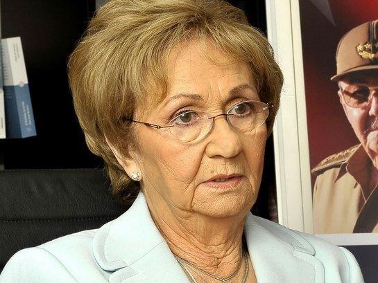 Сбежавшая вСША сестра Кастро отказалась ехать наего похороны