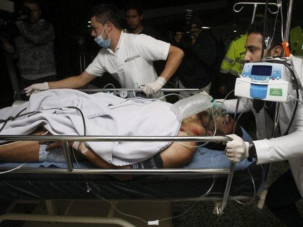 Милиция Колумбии сказала о75 погибших вавиакатастрофе около Медельина