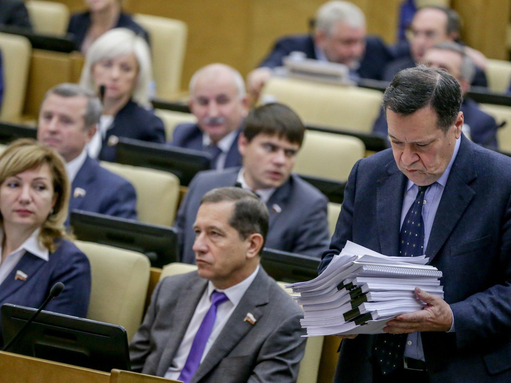 ГДзапрещает нежелательным заграничным НПО создавать юрлица вРФ
