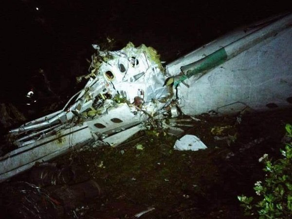 Самолет сфутболистами «Шапекоэнсе» разбился из-за нехватки топлива