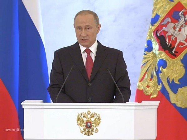 Путин пообещал отличные дороги 40 млн граждан России