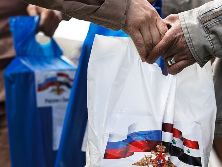ООН недоставляет гумпомощь вАлеппо— МинобороныРФ