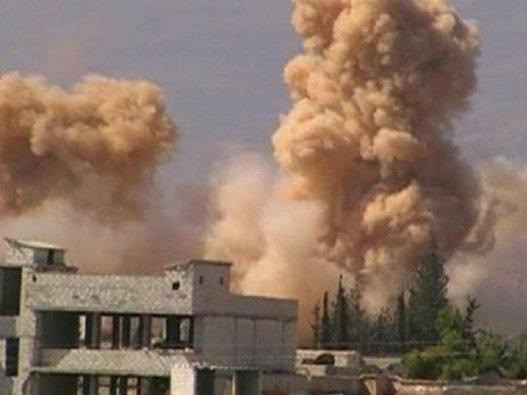 Город Эт-Телль перешел под контроль сирийского руководства