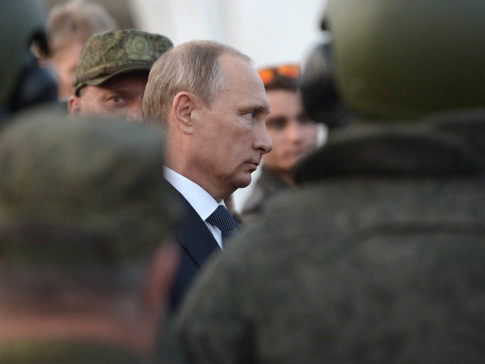 Путин будет сражаться задоминирование вмире