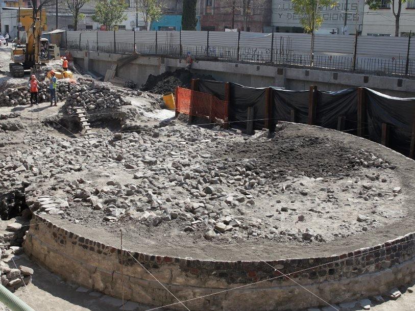 ВМексике под супермаркетом отыскали храм ацтеков
