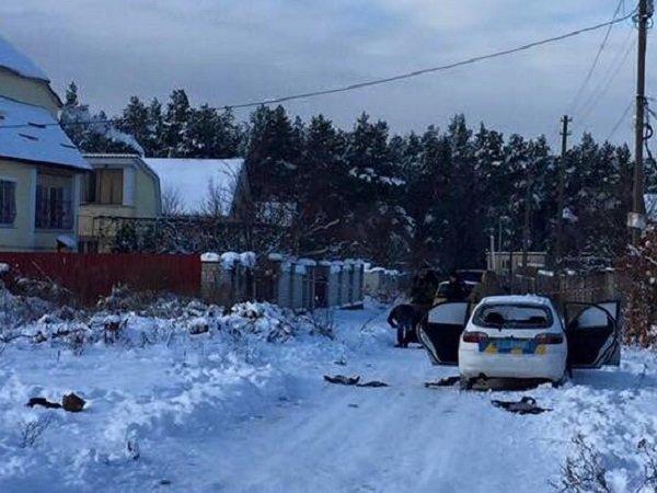 Троян: ВКняжичах ловили банду, которая грабила под прикрытием правоохранителей