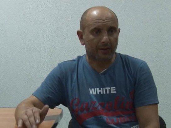 Юрист: «Диверсант» Панов приехал вКрым как таксист