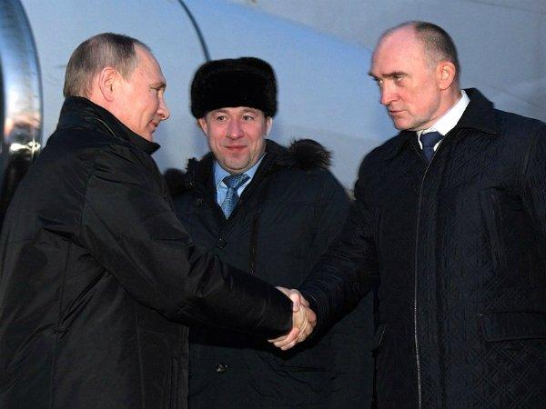 Владимир Путин откроет проект «Этерно» ипообщается с рабочими учреждения