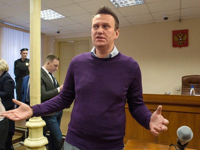 ЦИК назвал единственный способ участия Навального ввыборах президента