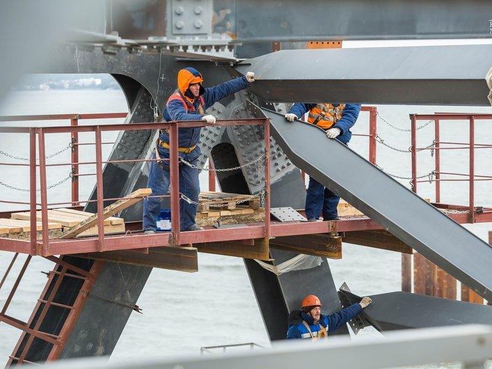 Назначен подрядчик построительству ж/д подходов кмосту вКрым