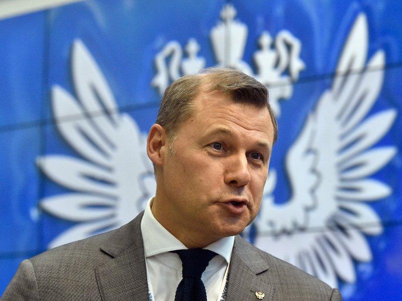 СМИ узнали опоручении руководства продлить договор сглавой «Почты России»