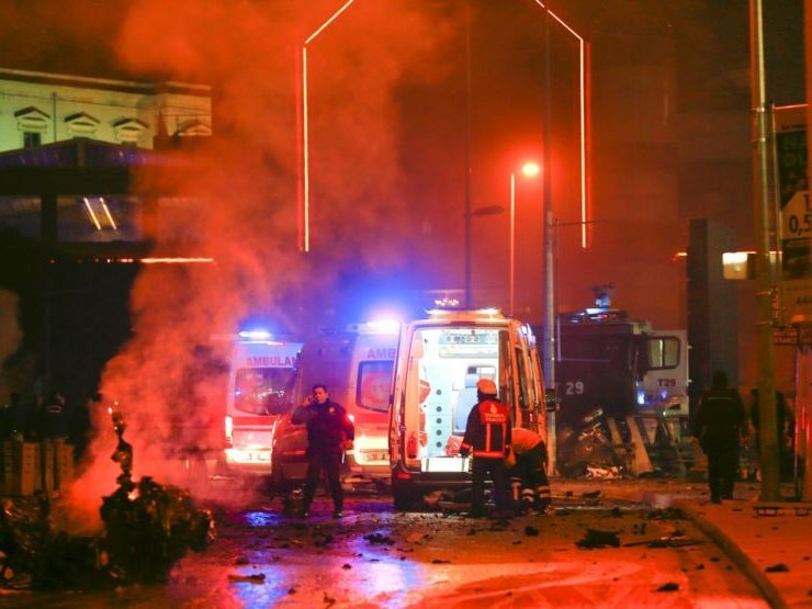 Власти Турции озвучили, кто мог выполнить теракт вСтамбуле