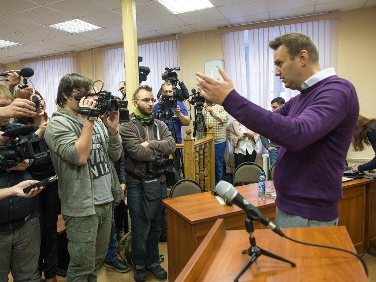«Кировлес» потребовал взыскать сНавального неменее 16 млн руб.