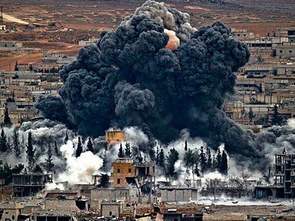 ВСирии сообщили, что ихПВО сбила десятки израильских ракет