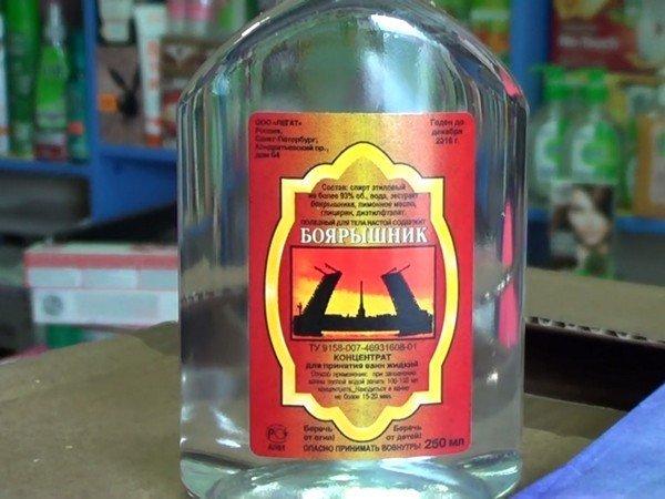 Специалисты поддерживают инициативу добавлять красители вметиловый спирт