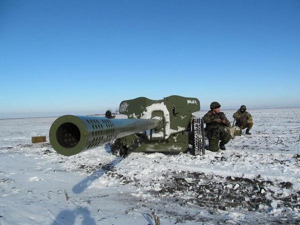 ВСУ вторые сутки пробуют прорвать линию обороны под Дебальцево— ЛНР