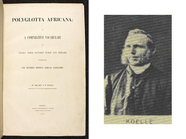 Сигизмунд Кёлле и «Polyglotta Africana», 1854 г.