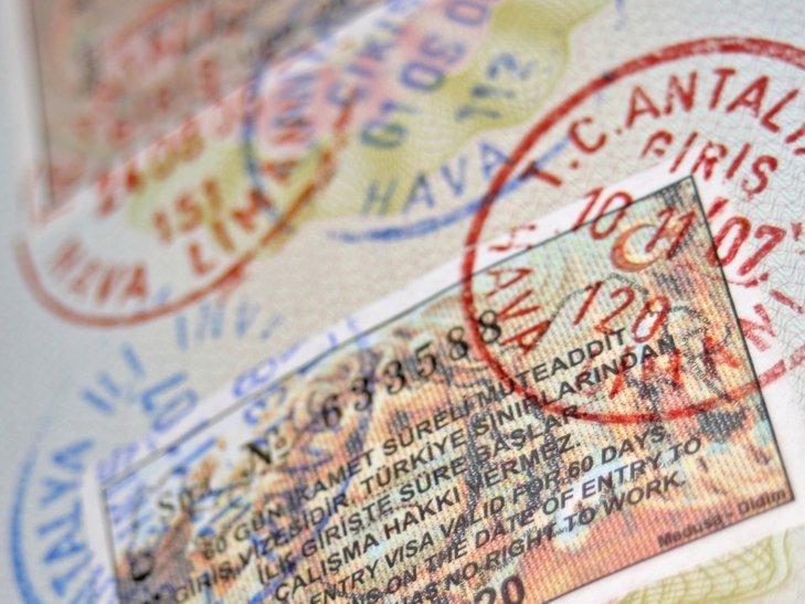 Визовый режим с Турцией