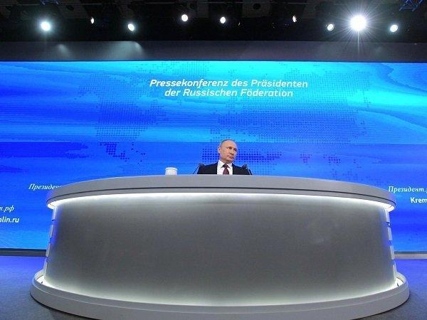Путин: Демократы сами признали, что хакеры показали правду