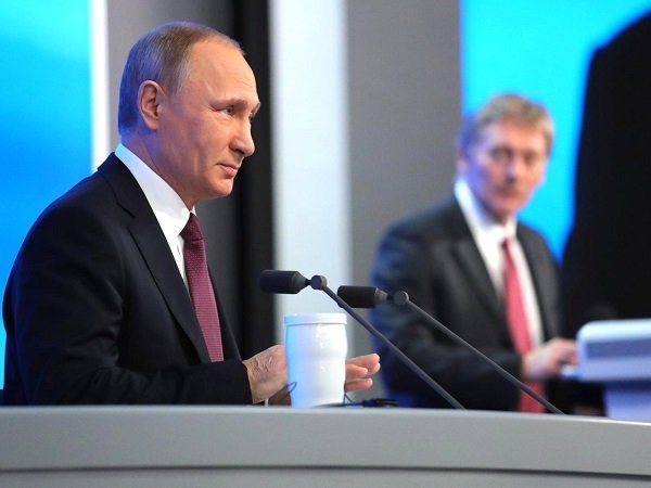 Освобождение Алеппо былобы невозможным без Российской Федерации — Владимир Путин