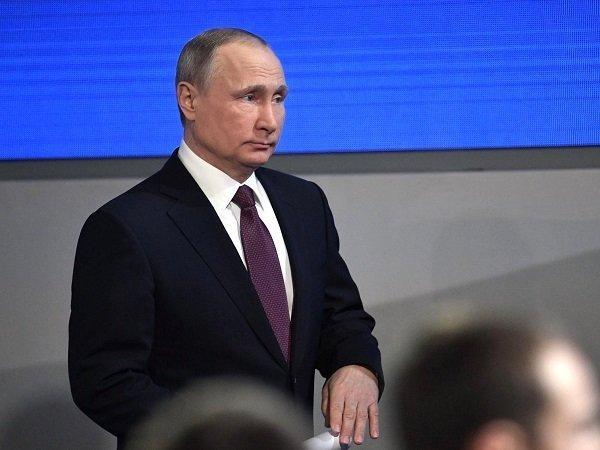 «Обновление крови» в областях востребовано ихжителями— Владимир Путин
