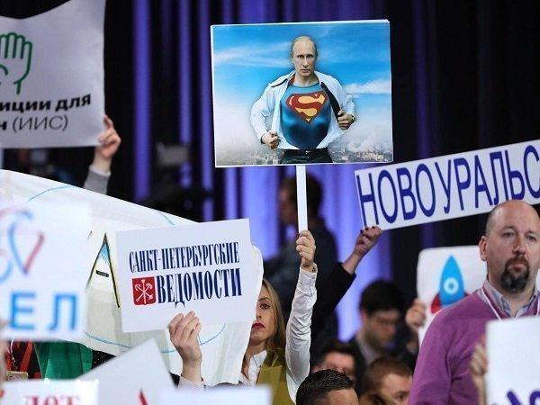 Путин: Действующая администрация США пробует свалить свои неудачи навнешние факторы