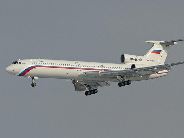 Экипаж пытался посадить Ту-154 наводу