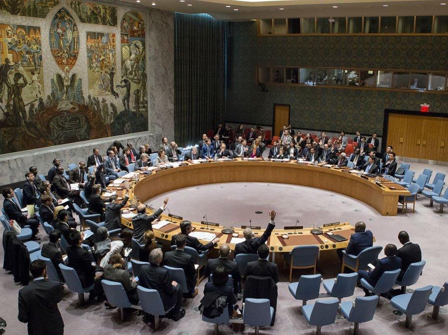 Комитет Генассамблеи ООН принял резолюцию поправам человека вКрыму