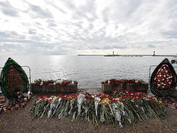 Комиссия назвала предварительную версию причины катастрофы Ту-154