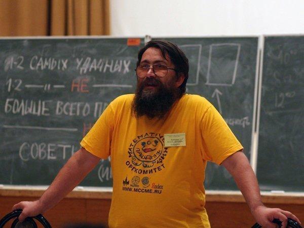 ВДТП под Москвой умер известный ученый-математик