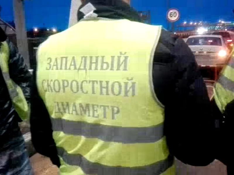 Дальнобойщики угрожают перекрыть автомагистраль в северной столице