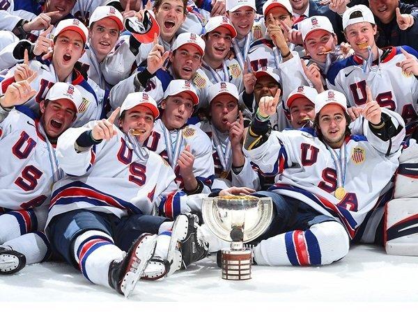 Сборная США стала победителем МЧМ-2017 похоккею