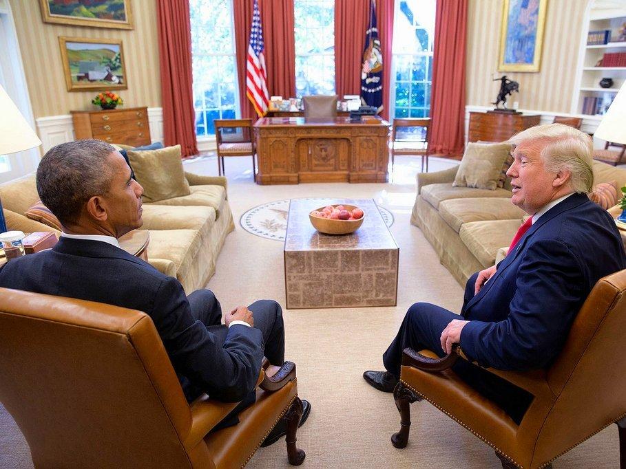 Трамп объявил о лишней мягкости Обамы к Российской Федерации повопросу оКрыме