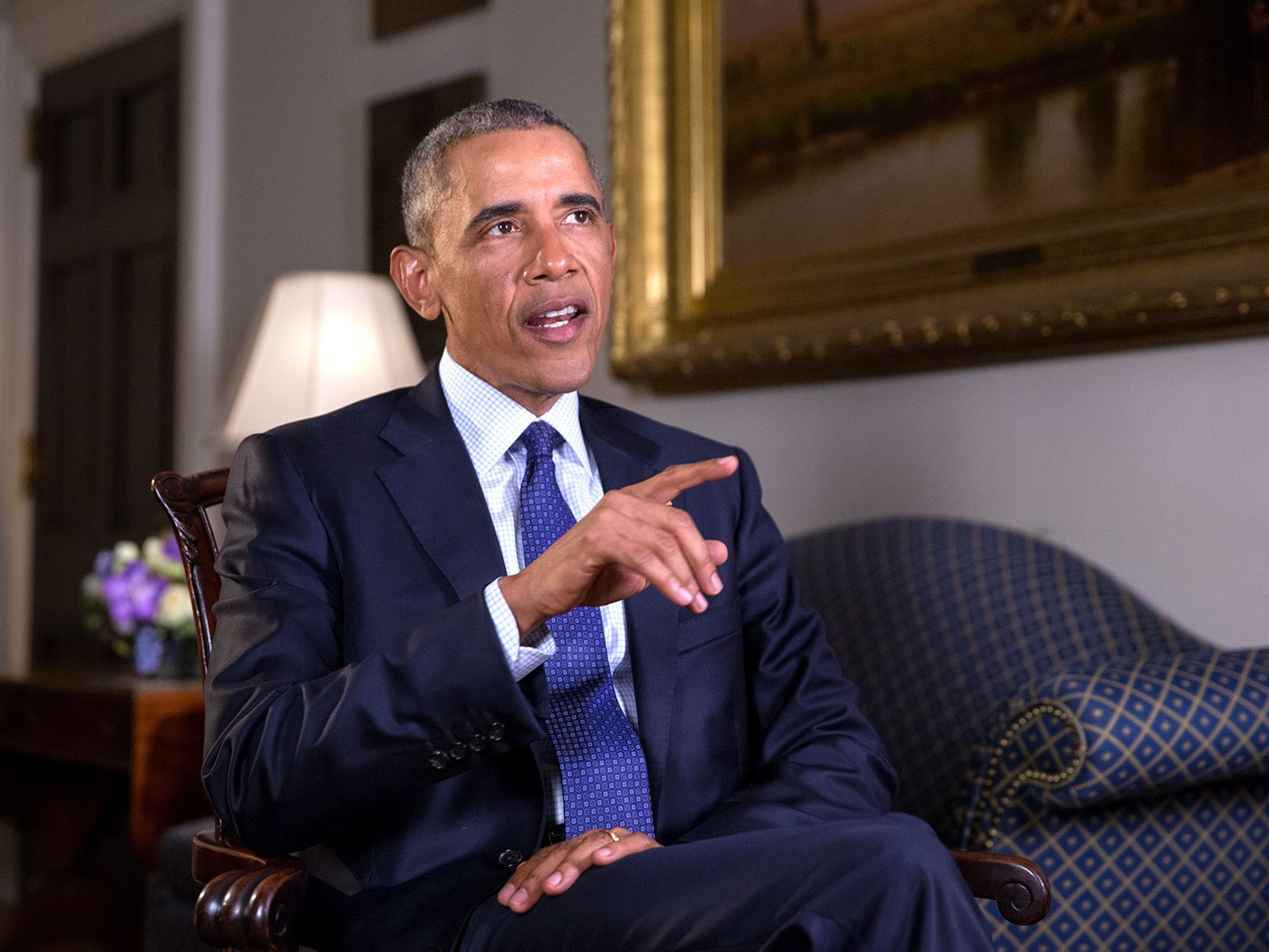 Обама обнародовал вторую статью внаучном журнале
