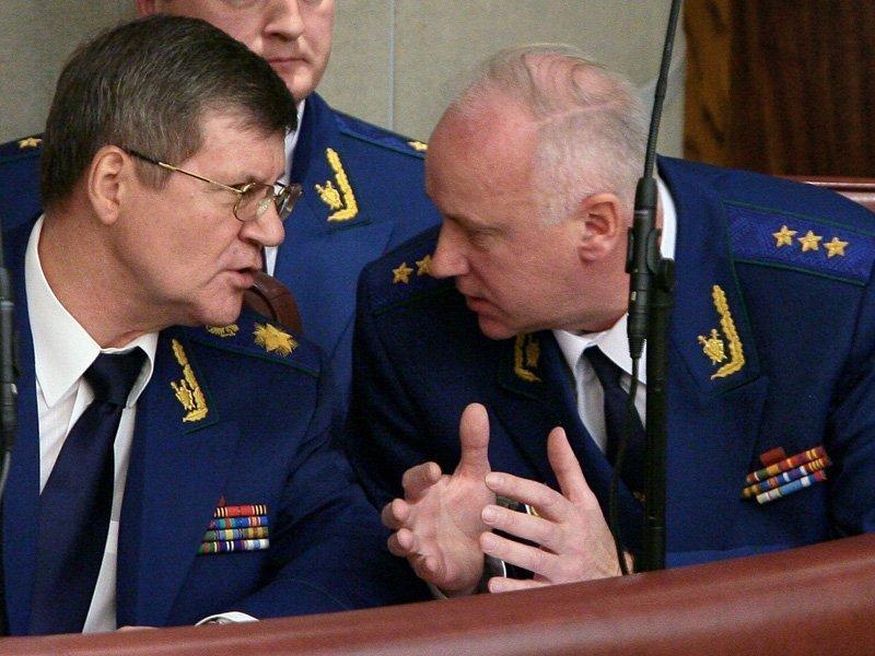 Чайка иБастрыкин просят у В.Путина 27 млрд руб. нажильё
