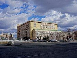 Здание ЦИБ ФСБ