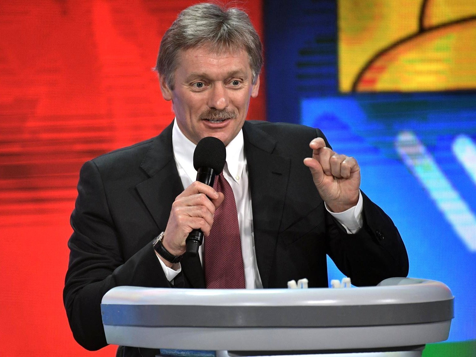 ВКремле назвали необычными сообщения о русских ракетах-«кротах» вСША