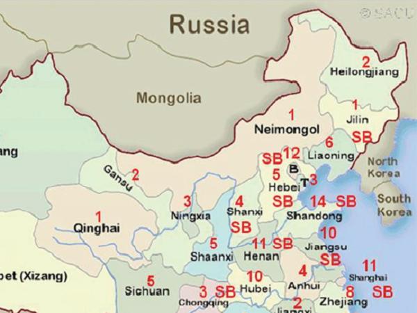 Global Times: КНР разместил межконтинентальные ракеты уграницы сРоссией