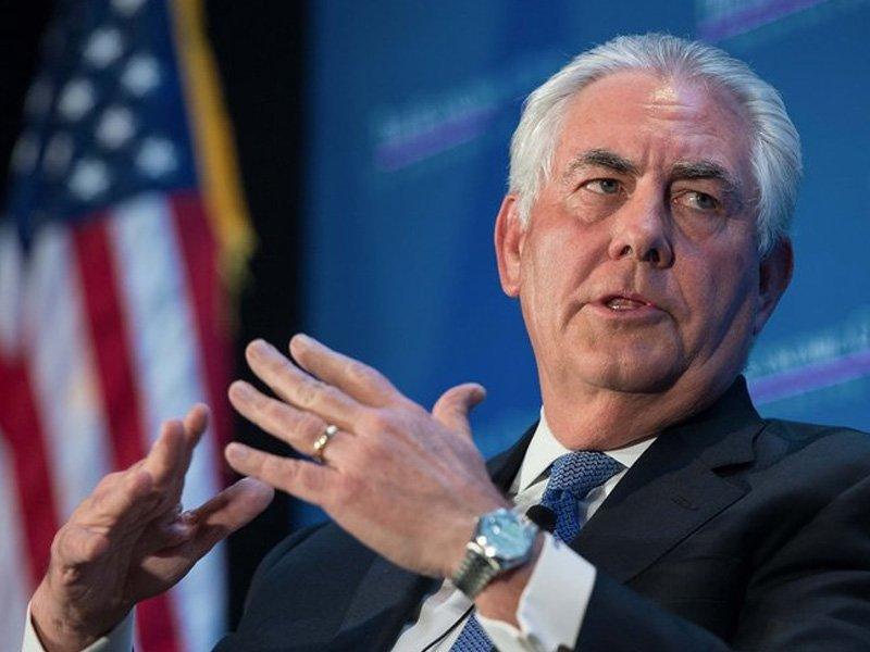 Госсекретарь США обсудил сПорошенко ситуацию вДонбассе