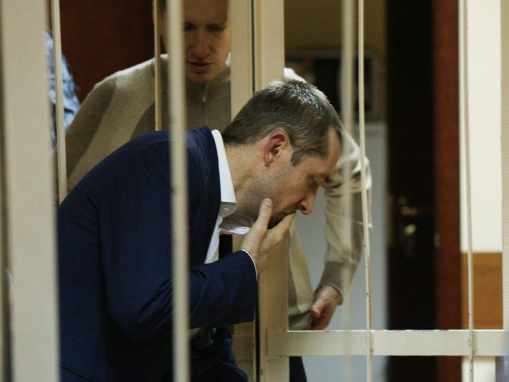 ФСБ просит арестовать сотрудника основного управления финансовой безопасности ипротиводействия коррупции МВД