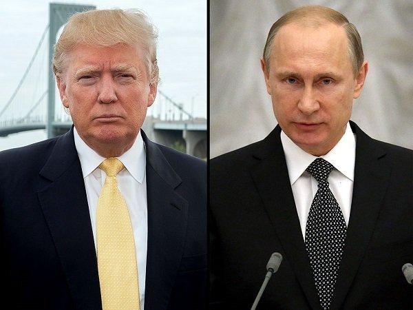 Путин допустил возможность встречи сТрампом вСловении