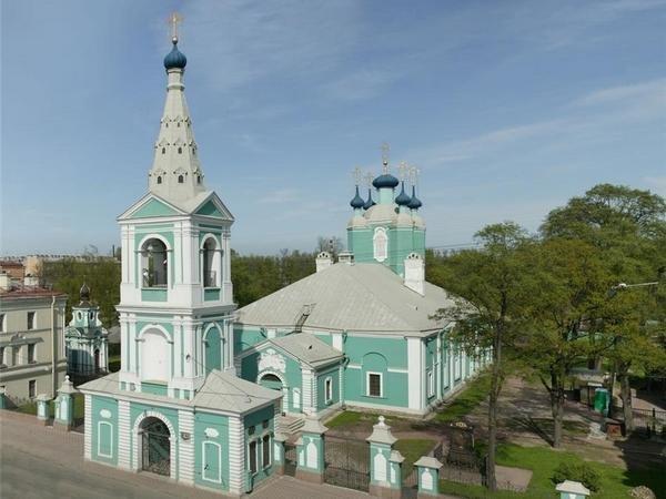 РПЦ передают один изхрамов, относящийся кГМП «Исаакиевский собор»