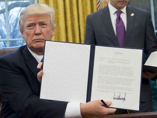 Трамп подпишет новый указ обужесточении иммиграционного контроля наследующей неделе