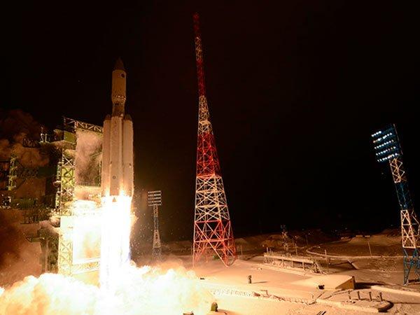 ВРоссии создают ударный комплекс «Рудольф», способный сбивать спутники