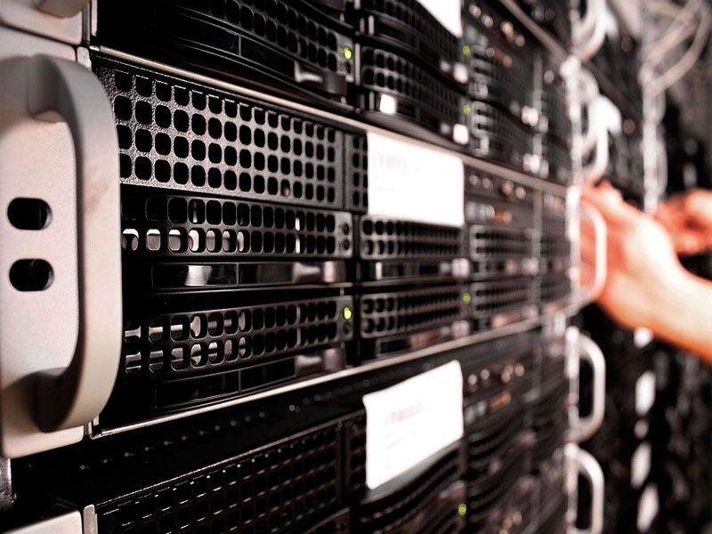 Сервера для хранения данных